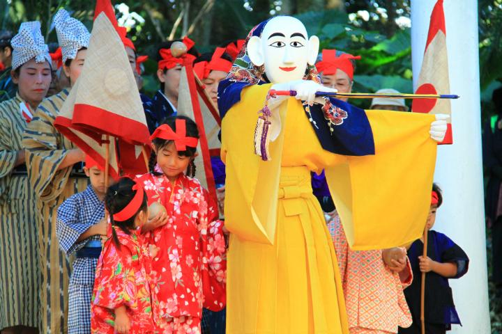 沖縄CLIP連載PickUp『小浜島の結願祭』